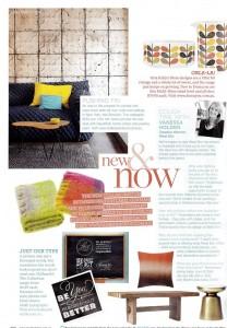 Brooklyn Tins TIN 03 Wallpaper Vogue Living Magazine