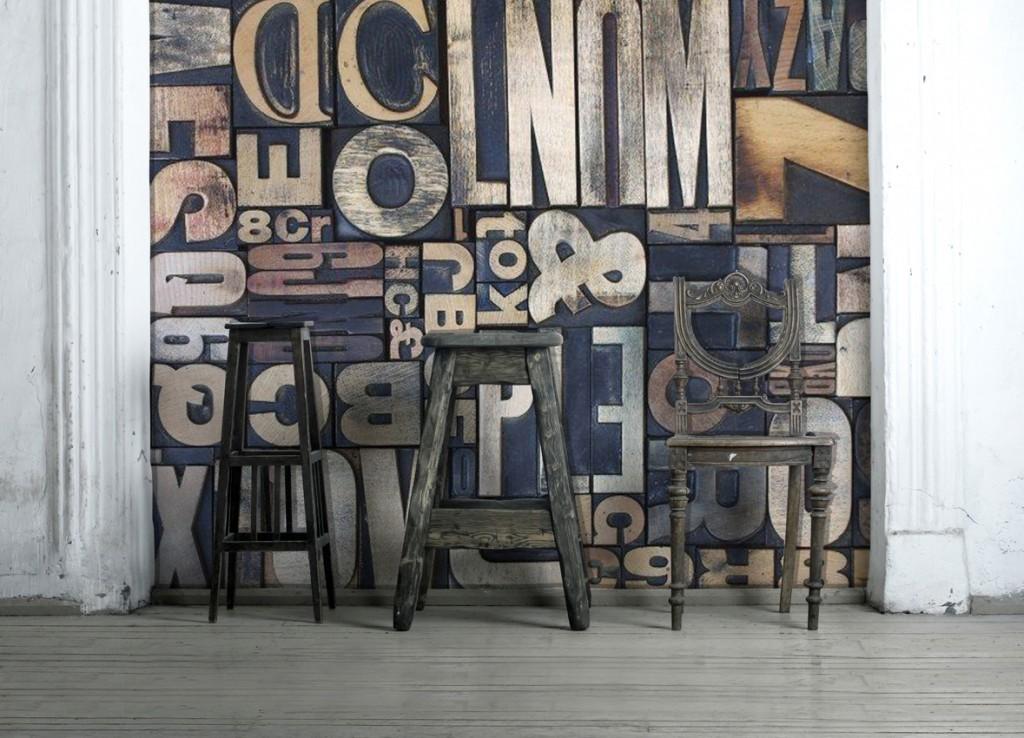 Typography Scandinavian Wallpaper Amp D 233 Corscandinavian