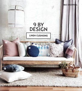 Captured Reality Collection Painted Concrete Mural House & Garden Magazine Styling Ashley Pratt Photography Will Horner