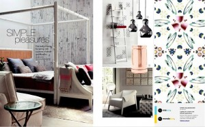 Concrete - Built To Last Mural Communications Collection Scoop Homes & Art Magazine Spring 2013