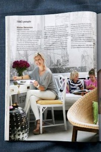 Destinations Collection Mural House and Garden Magazine Styling Anna Flanders Photography Angelita Bonetti