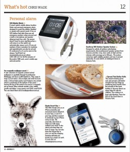 Magnetic Printed Fox Wallpaper The West Australian Seven Days Magazine Compiled By Chris Wade