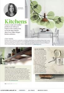 Photowall Eucalyptus Mural Scoop Homes & Art Spring Edition Magazine
