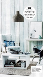 Photowall Faux Walls Collection Vintage Woods Mural Homes Plus Magazine Styling Kerrie-Ann Jones Photography James Henry Cropped