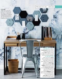 Rebel Walls Gruvmalm Mural Homes Plus Magazine Stylist Kerrie Ann Jones Photography Maree Homer