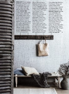 Rebel Walls Plain Concrete Light Grey Mural House And Garden Magazine Stylist Ashley Pratt Photography Maree Homer 2