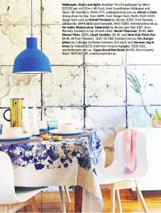 Brooklyn Tins TIN 03 Wallpaper Habitat Lift Out Styling Pele Findson