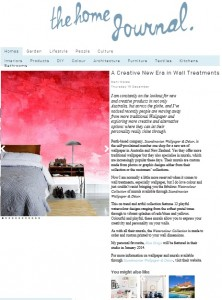 Photowall Watercolours Collection The Home Journal