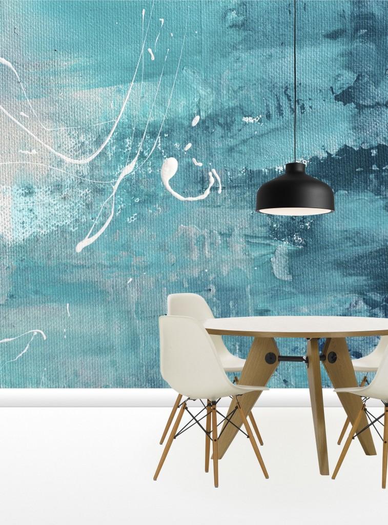 Watercolours Scandinavian Wallpaper Amp DcorScandinavian