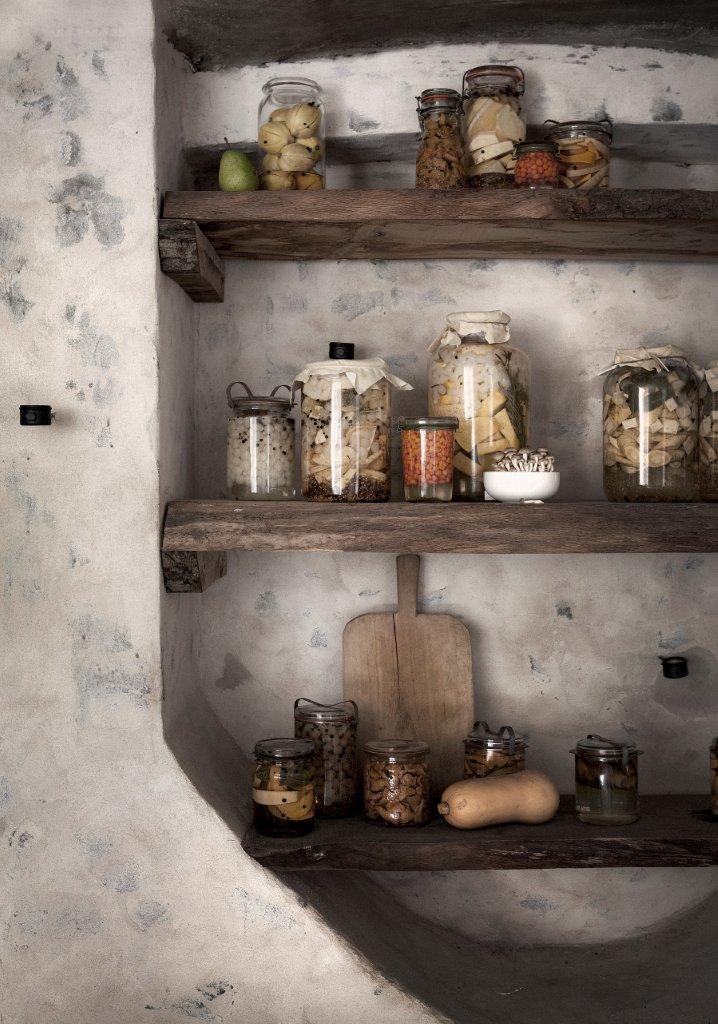 Pantry In The Cellar at Höst Restaurant Image from Norm Architects - Image 10