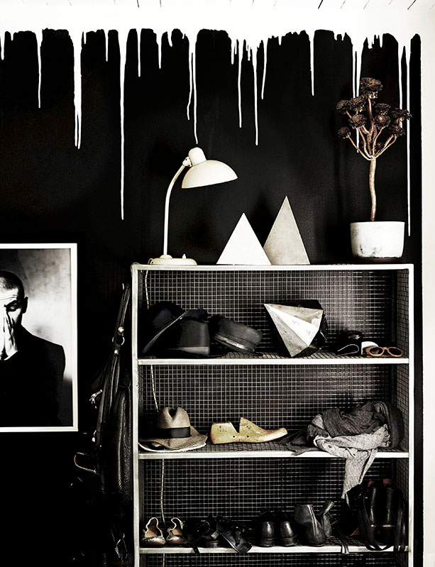 Image from Residence Magazine Photographed by Pia Uhlin and styled by Lotta Agaton