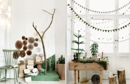 images from elle decoration sweden styling emma persson lagerberg photography petra bindel 1 - Swedish Christmas Decorations