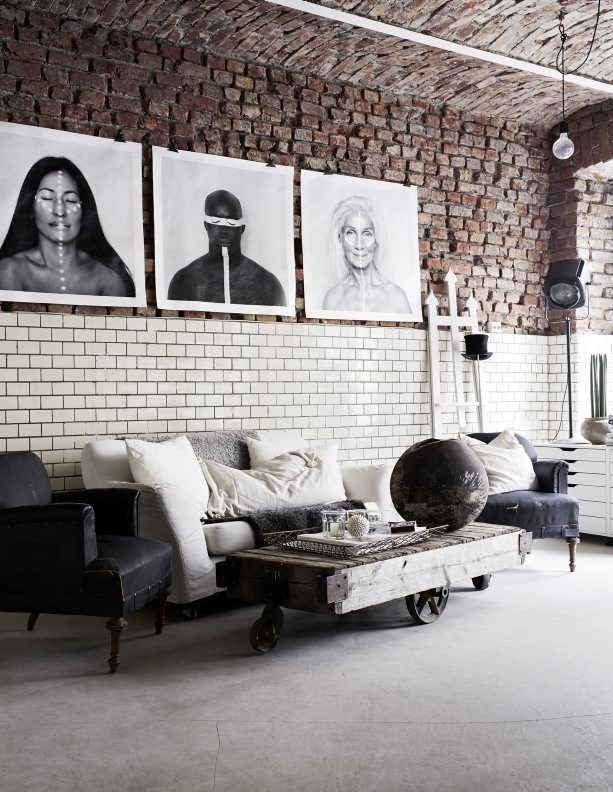 Image from Residence Magazine Styling Sara N Bergman of Love Warriers Photography Kristofer Johnsson Image 1