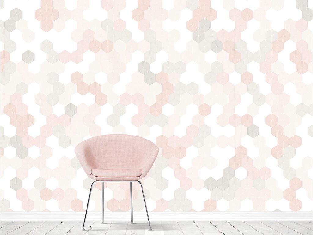 Collection 1 Scandinavian wallpaper and decor