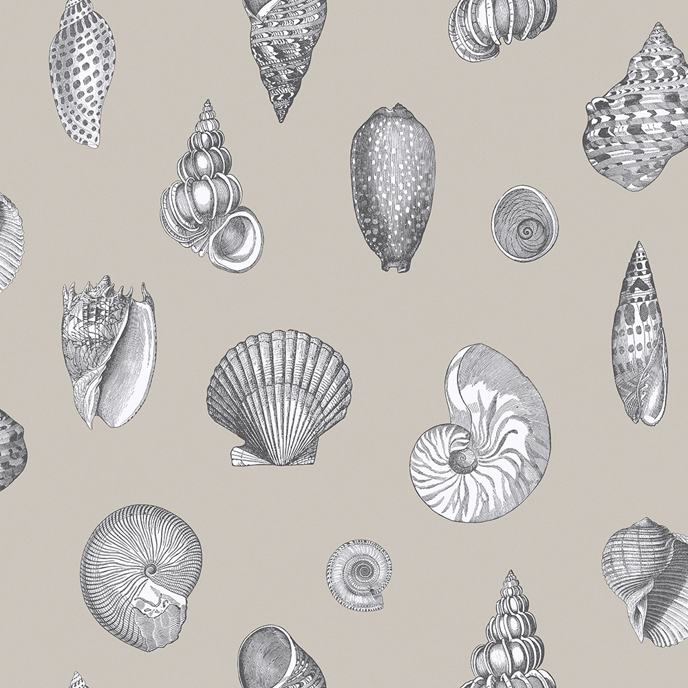 Shells for Au maison fabric